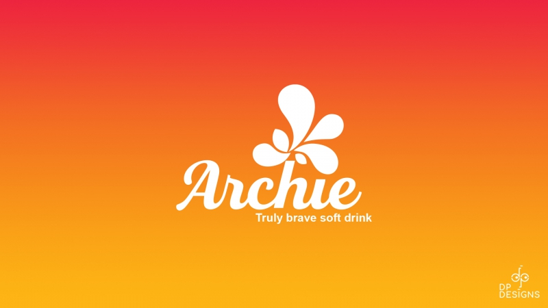 Archie – Truly brave soft drink